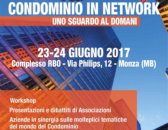 """Ci vediamo a """"Condominio in Network – Uno sguardo al domani""""!"""