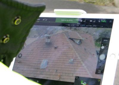 Le immagini che restituisce il drone