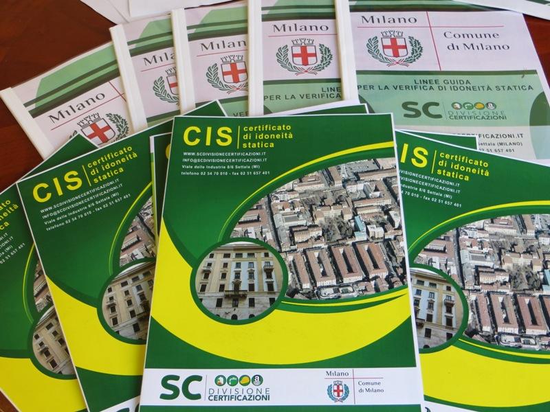 Comune di Milano, edifici più sicuri con il certificato di idoneità statica