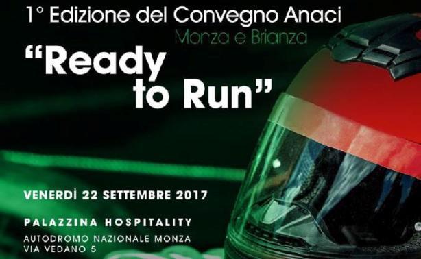 """Sicurcond sarà presente alla 1° edizione del convegno """"Ready to Run"""" di Anaci Monza & Brianza"""