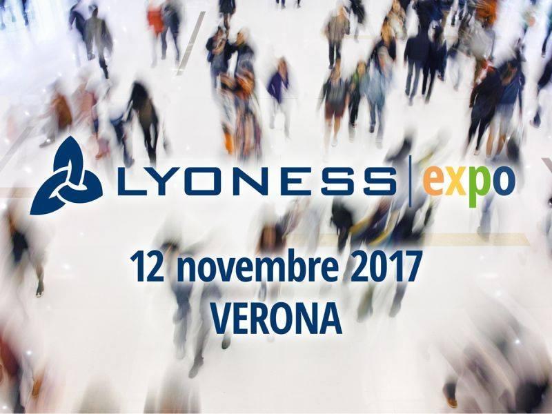Sicurcond sarà presente all'edizione 2017 di Lyoness Expo