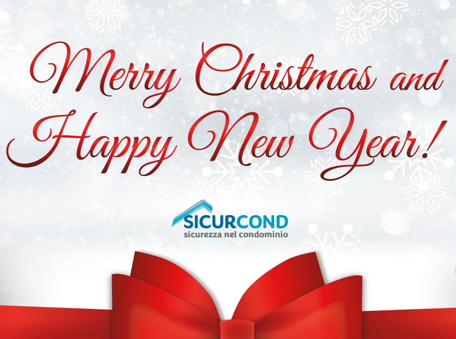 Lo staff di Sicurcond augura a tutti buone feste!