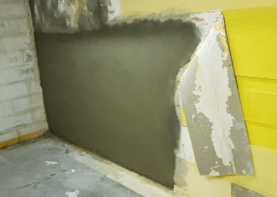 L'intervento in muratura